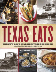 Texas Eats Book
