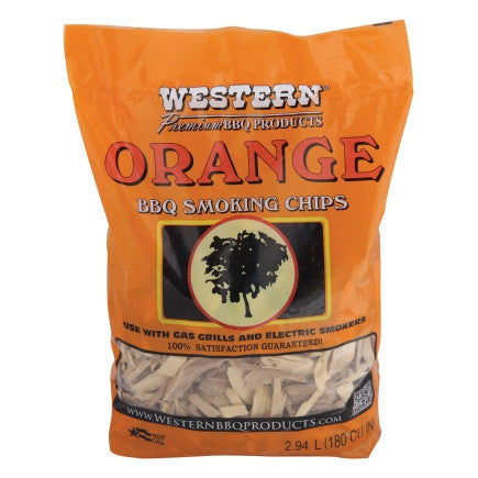 Western Orange Smoking Chips