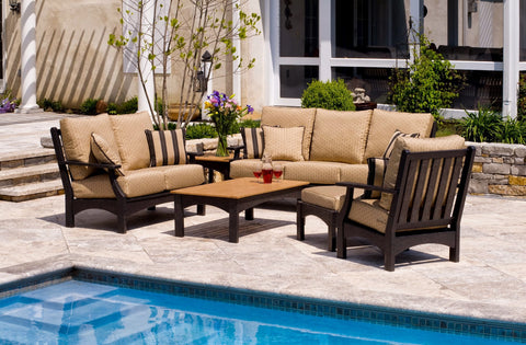 ... Westside Grill and Fireplace outdoor patio furniture in Houston ... - Breezesta Patio Furniture - Houston