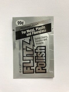Flitz Fiberglass & Paint Polish - Sample