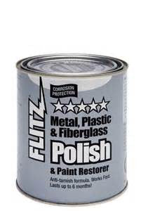 Flitz Quart Can Stainless Steel Polish