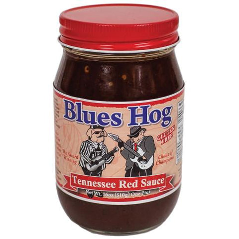 Blues Hog Tennessee Red Sauce 16oz.