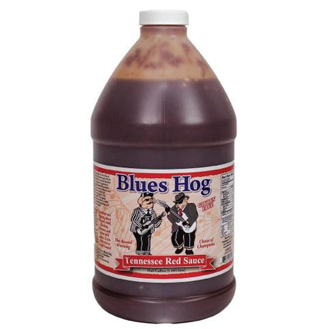Blues HogTennessee Red Sauce - Half Gallon