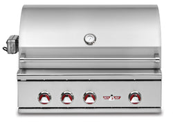 32 Inch Outdoor Gas Grill by Delta Heat