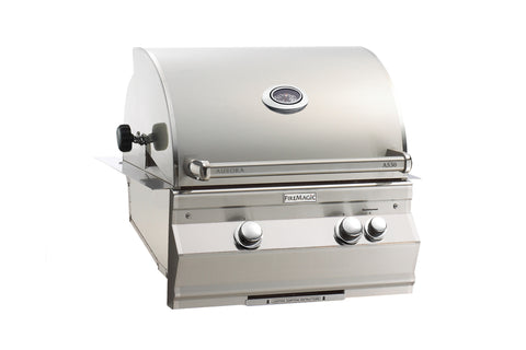 FireMagic Aurora stainless steel