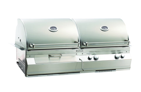 FireMagic Aurora A830i Series Gas/Charcoal Combo