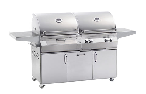 FireMagic Aurora A830s* Series Gas/Charcoal Combo