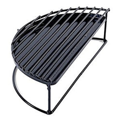 Big Green Egg Half Moon Raised Grid Large