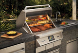 Twin Eagles Wood Fired Pellet Smoker & Grill