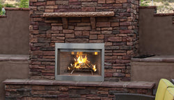 WRE3000 Outdoor Fireplace - Wood Burning