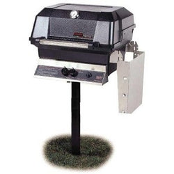 MHP JNR4DD Grill Head with Stainless Steel Shelf
