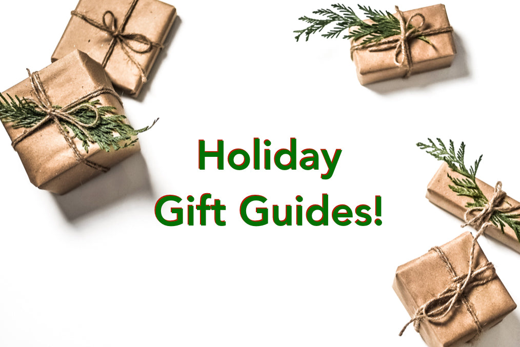 It's Holiday Gift Guide Time!