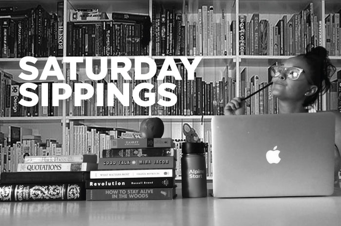 Saturday Sippings Vol 12