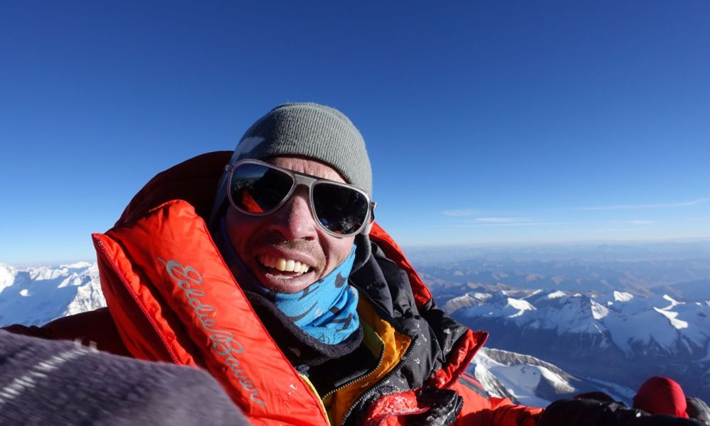 Adrian Ballinger, Mt. Everest, Instant Coffee, Chai