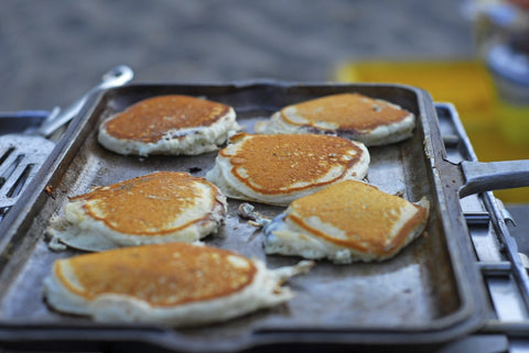 Alpine Start Instant Coffee Camping Pancakes