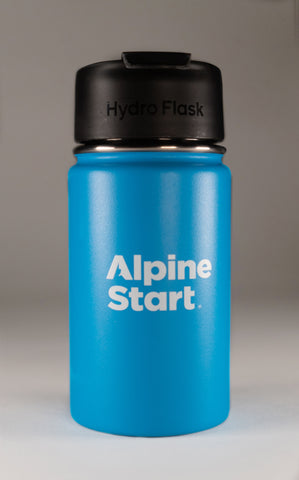 Alpine Start Instant Coffee | Hydro Flask Pacific 12 oz