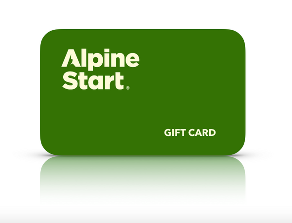 Alpine Start Gift Card