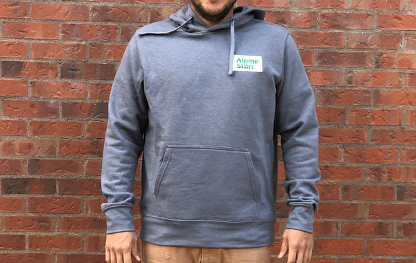 Alpine Start - North Face Hoodie