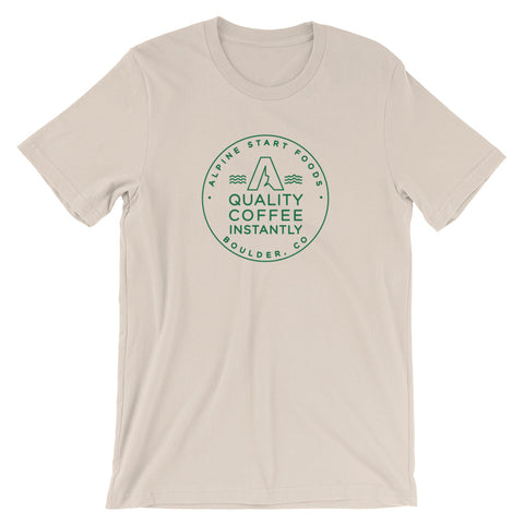 "Alpine Start ""Send It"" short sleeve T-shirt"