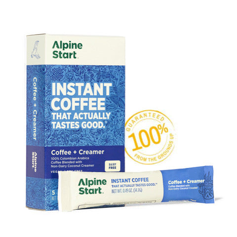 Dairy-Free Coffee + Creamer Instant Latte (20% Off)
