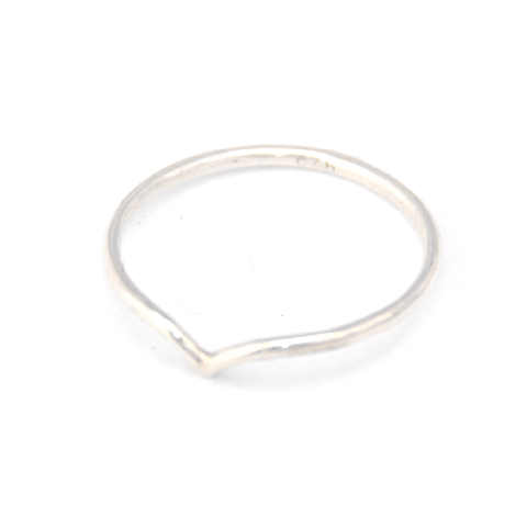 Scandinavian Freedom Ring - 925 Silver