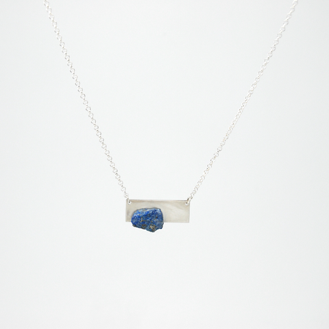 Symbio - Large Lapis Necklace