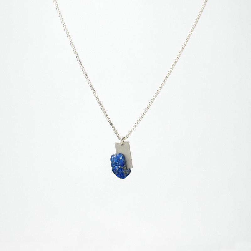 Symbio - Small Lapis Necklace