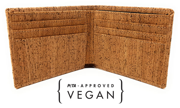 Men's Vegan Wallet