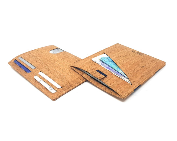 Cork Travel Wallet Passport Holder