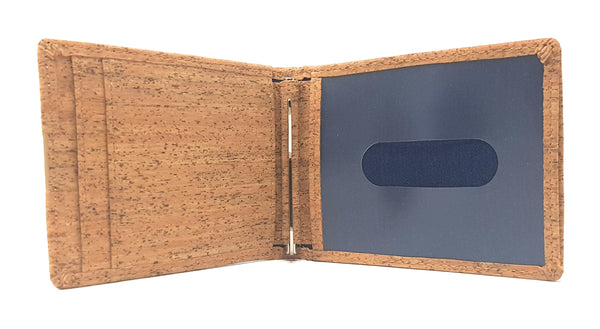 Blue - cork wallets