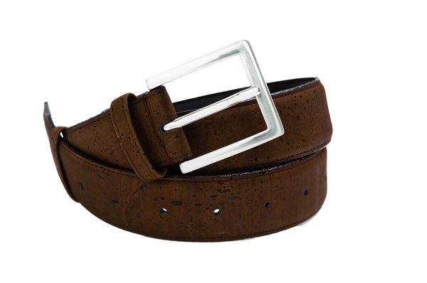 Cork Belt Men Brown