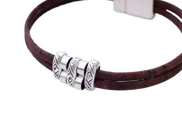 Faux Leather Bracelets for Men