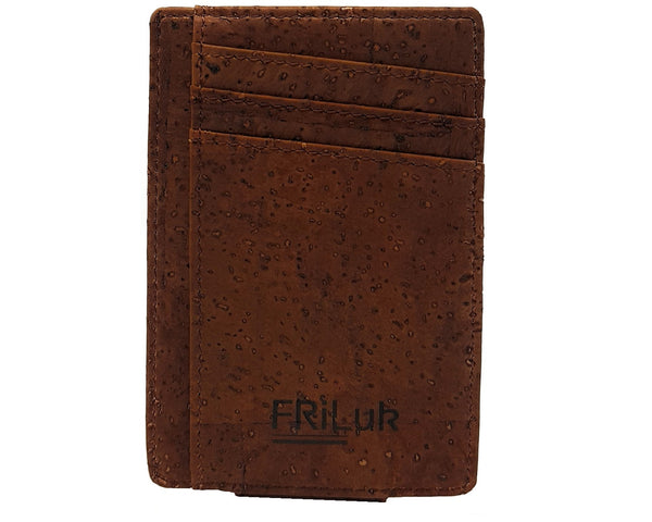 Vegan Money Clip Wallet