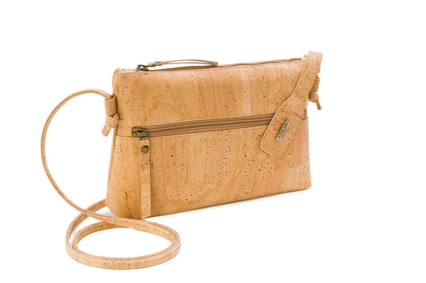 beige cork handbags
