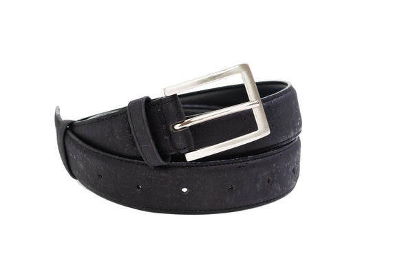 belt 30 mm vegan men black