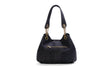 black cork handbags
