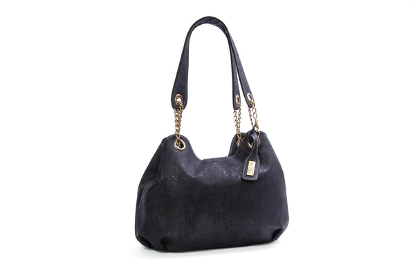 black unique handbags