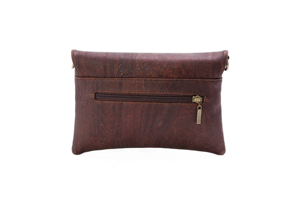 cork handbags brown