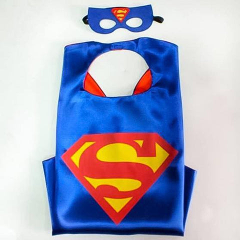 Cape & Mask Superman