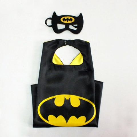 Cape & Mask Batman