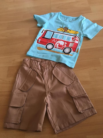 2 Piece Kombi Set