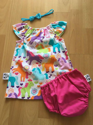 Unicorn Paradise 3 Piece Set Pink