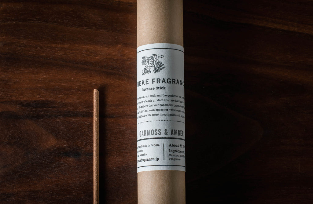 Apotheke Fragrance Incense
