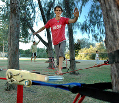 three worlds, matt, Australian Made slacklines