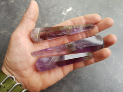 Amethyst Massage Wand - Earth's Treasures