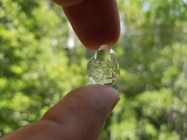 Herkimer Diamond Quartz from NY