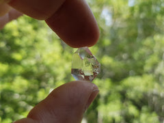 Herkimer Diamond Quartz from NY - Earth's Treasures