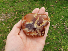 Kauri Gum Polished 132g - Earth's Treasures