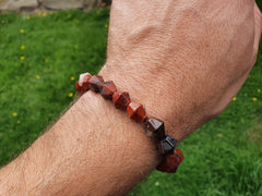 Brecciated Jasper Bracelet - Earth's Treasures