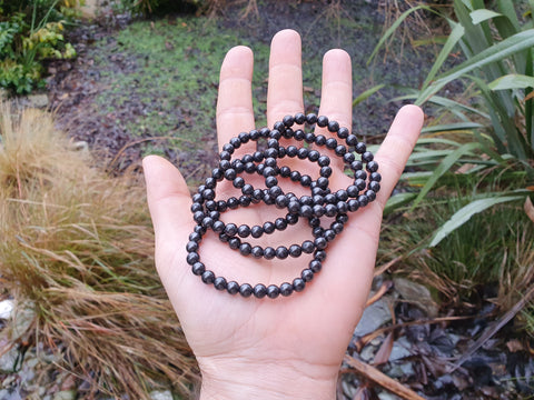 Shungite Bracelet 6mm